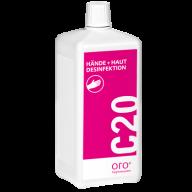 Купить дезинфекцию для рук и кожи (антисептик) C20, 1литр
